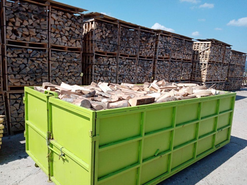 firemní kontejner